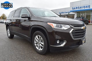 Used Chevrolet Traverse Randolph Oh